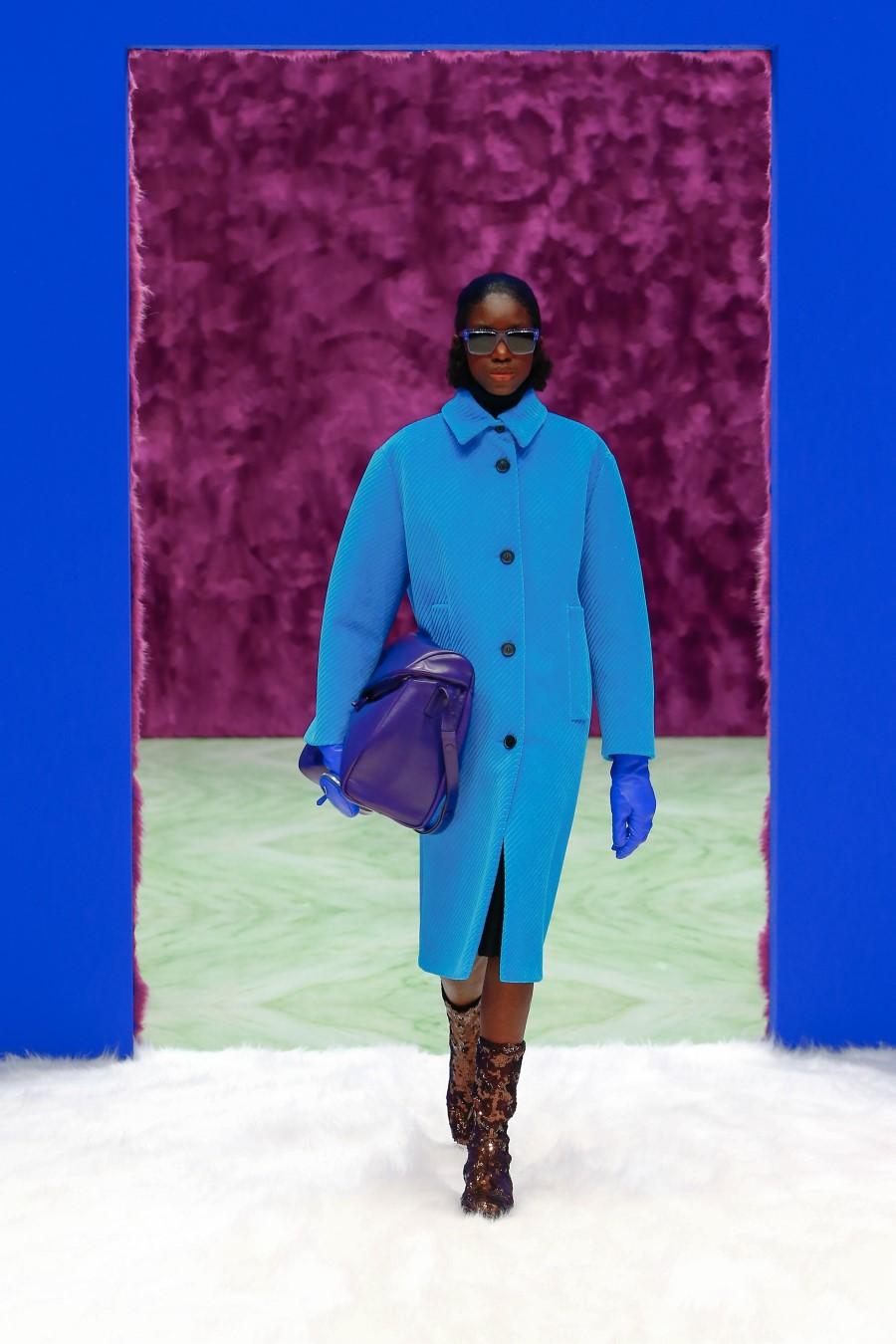 Prada Fall Winter 2021 - Milan Fashion Week