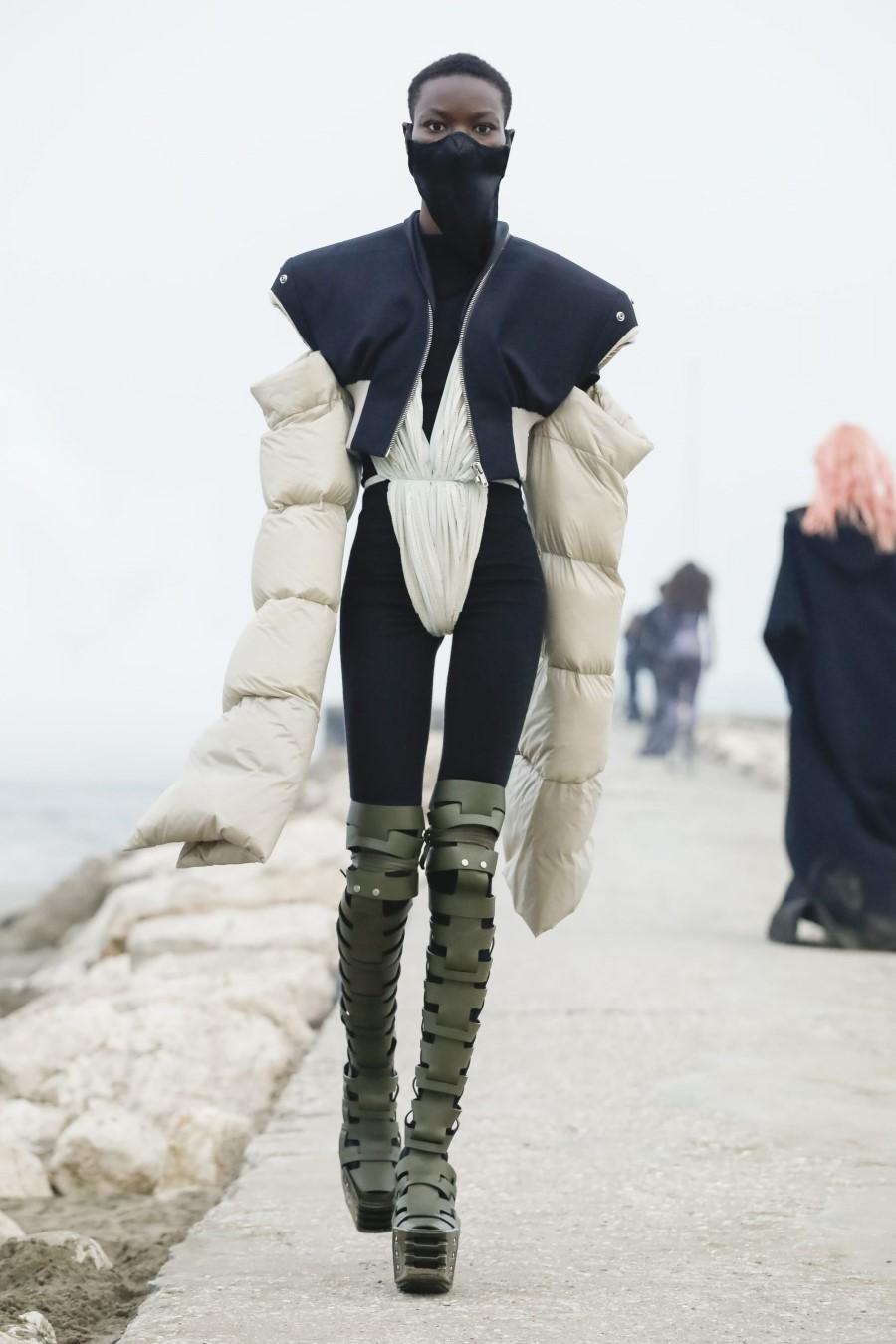 Rick Owens Fall Winter 2021 - Paris Fashion Week