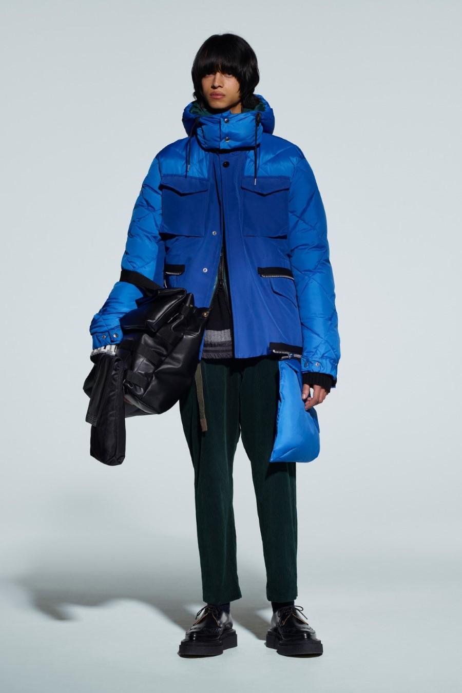 Sacai Men's Fall Winter 2021 - Tokyo Fashion Week