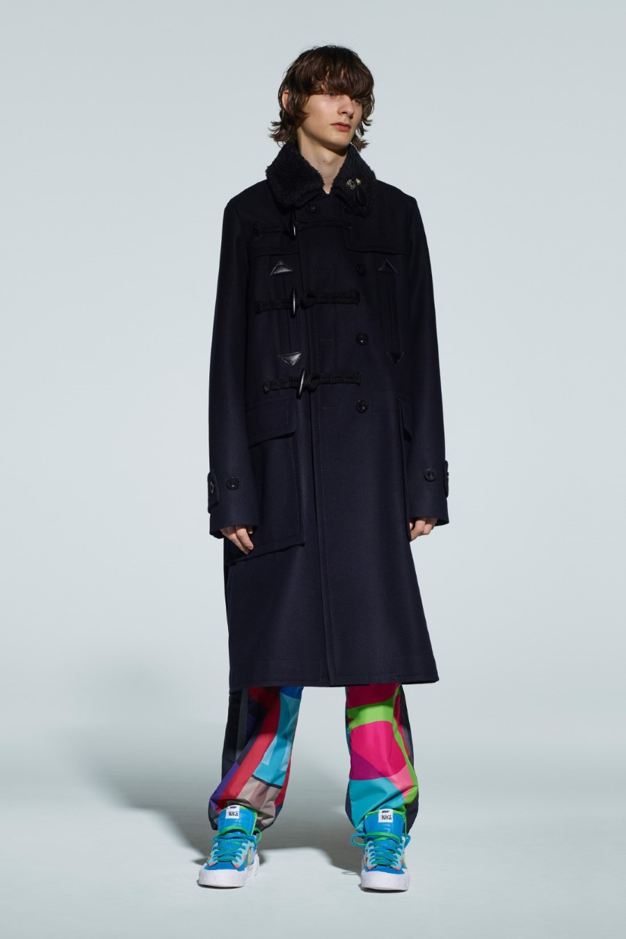 Sacai Men's Fall/Winter 2021 - Tokyo Fashion Week