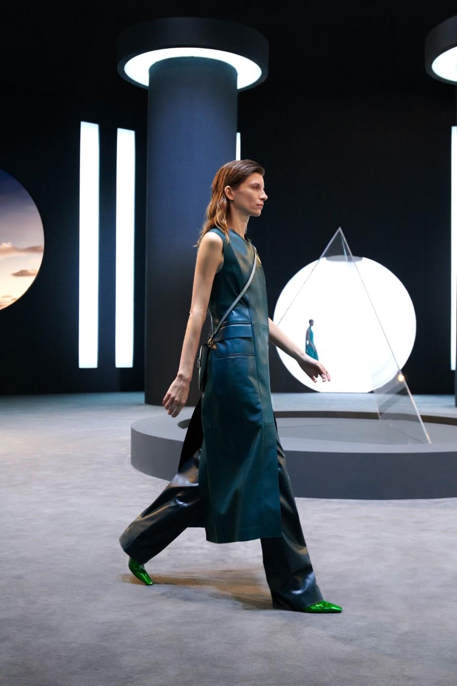 Salvatore Ferragamo Fall Winter 2021 - Milan Fashion Week