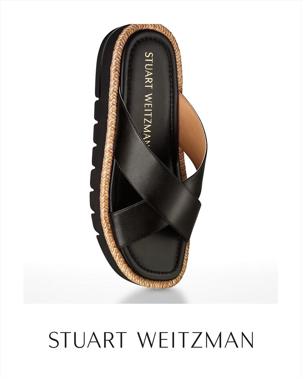 Stuart Weitzman Spring Summer 2021 Campaign