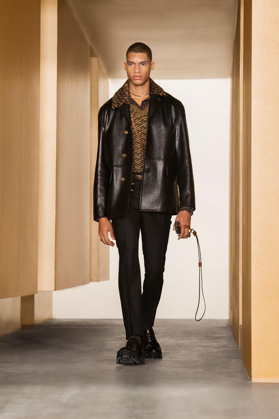 Versace Fall Winter 2021