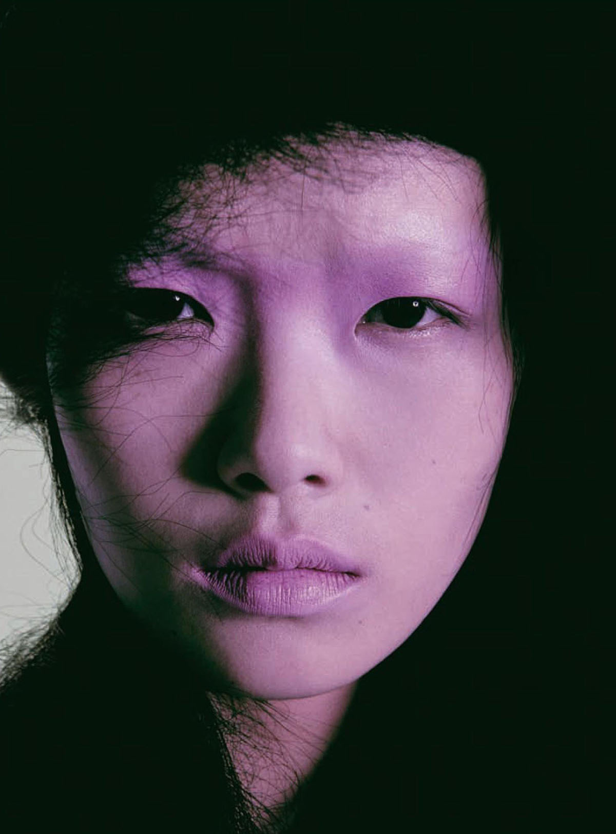 Xie Chaoyu by Ziqian Wang for Vogue China March 2021