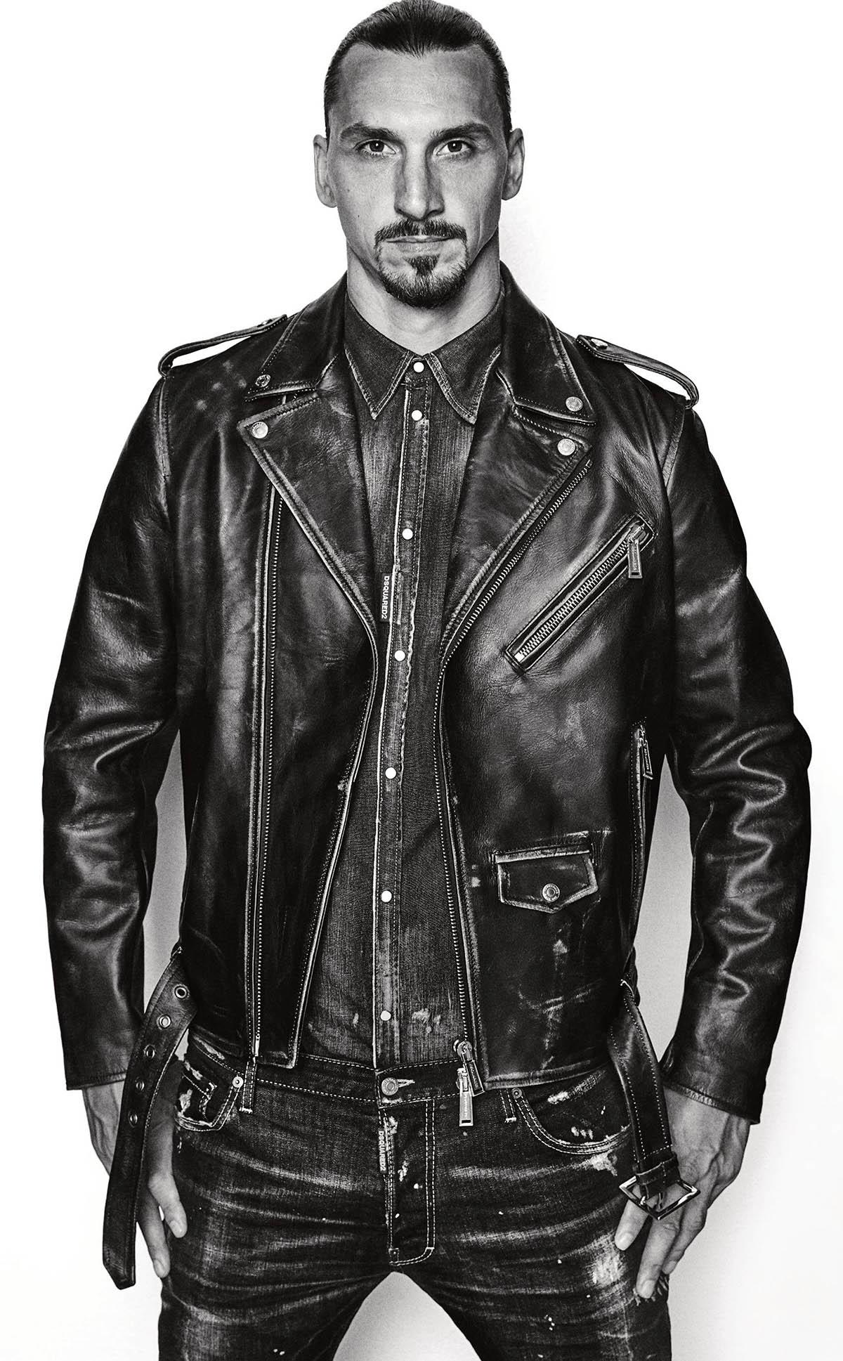 Zlatan Ibrahimović covers Icon Italia Issue 64 by Giampaolo Sgura
