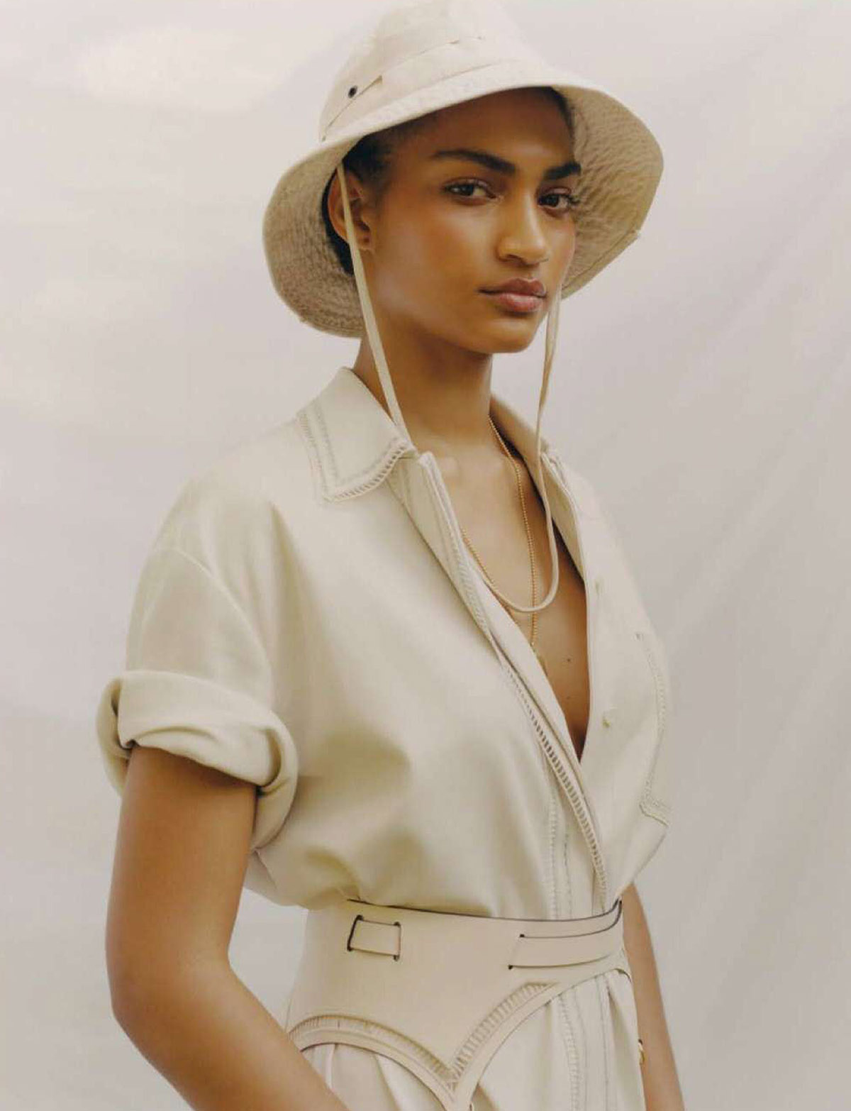 Anyelina Rosa by Peter Ash Lee for Vogue Mexico & Latin America April 2021