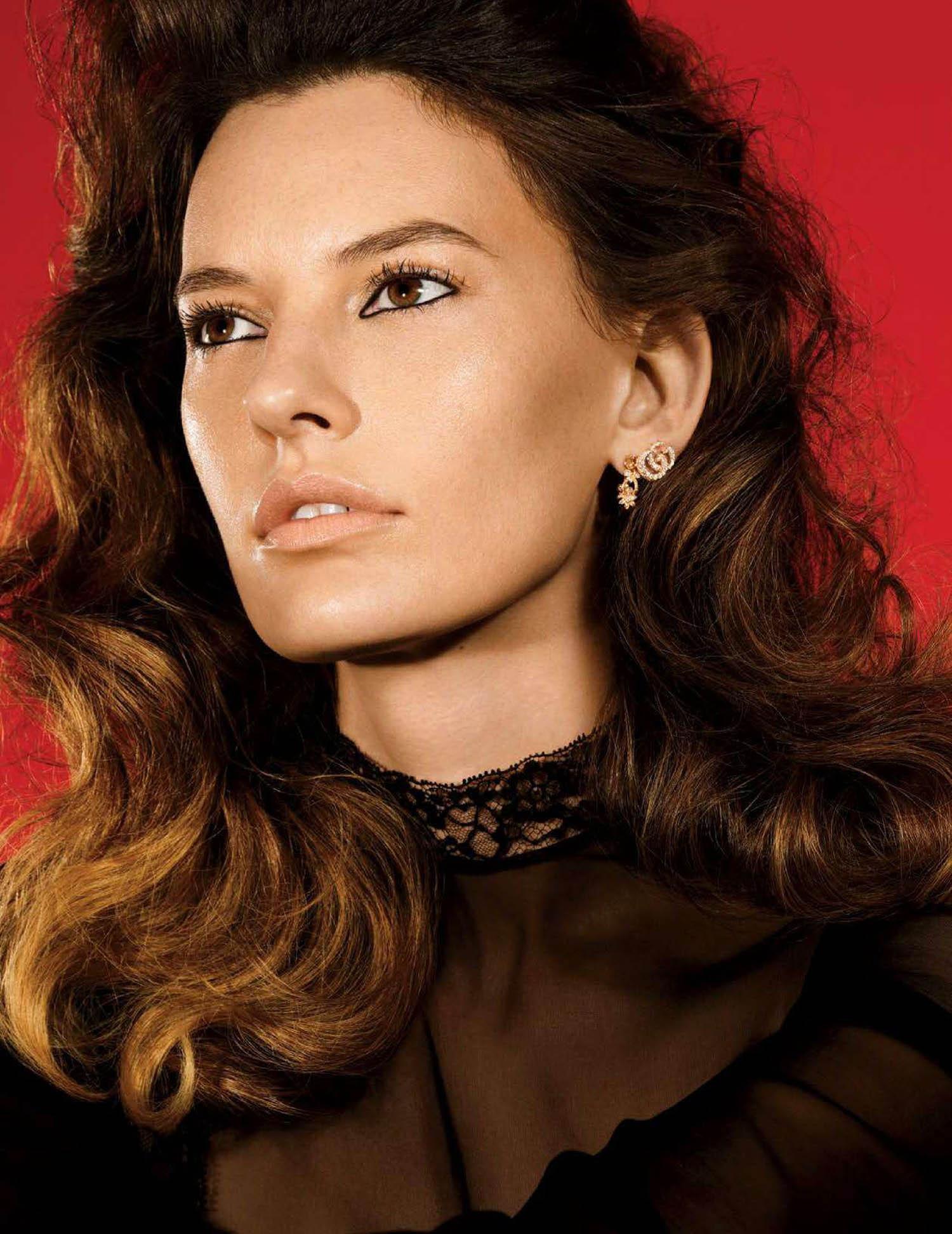 Ben Hassett captures a Gucci story for Vogue Mexico April 2021