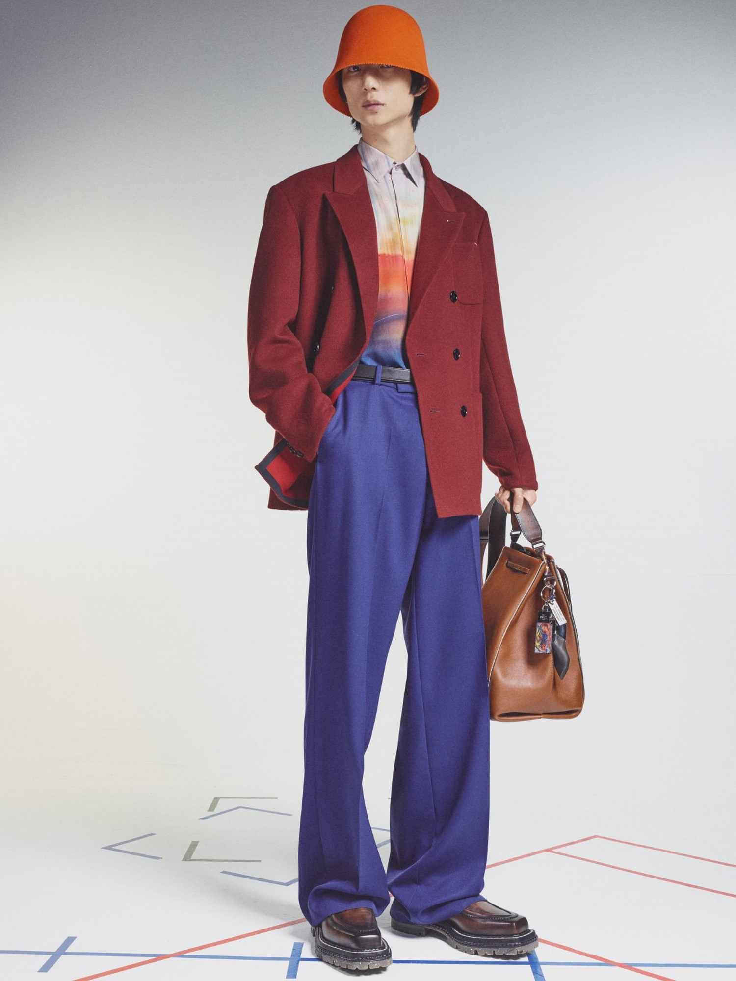 Berluti Fall Winter 2021