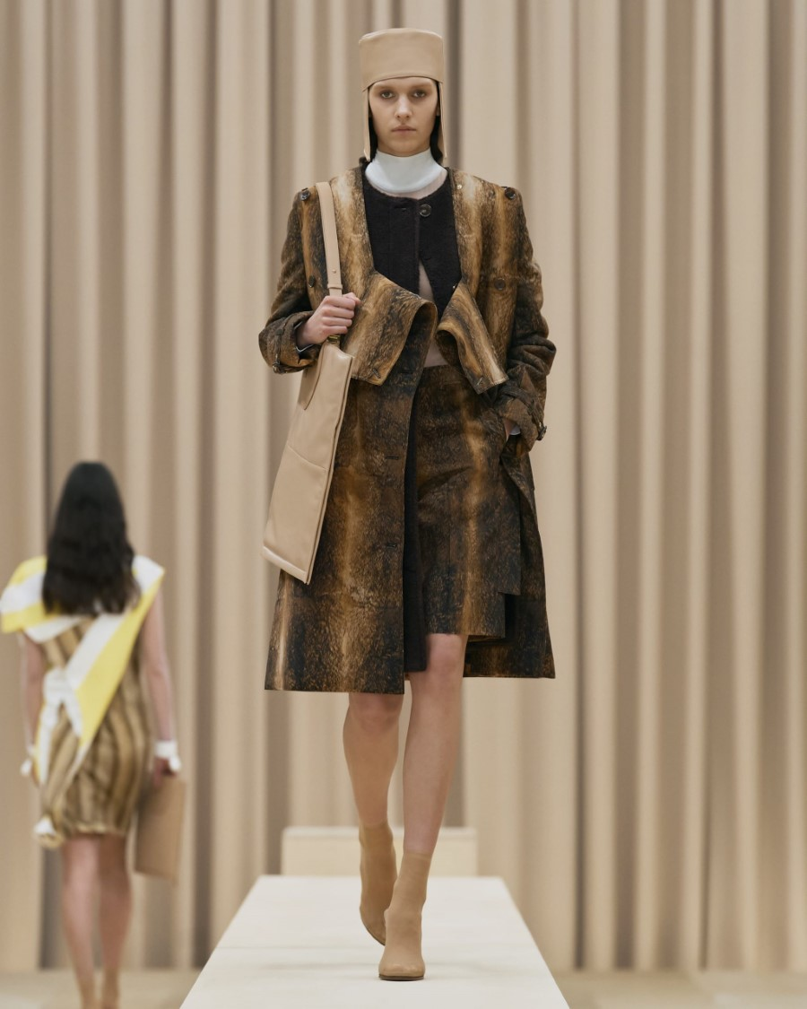 Burberry Fall Winter 2021