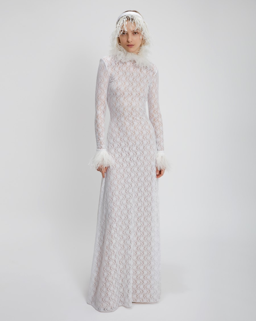 Christopher Kane launches new season Bridal Collection