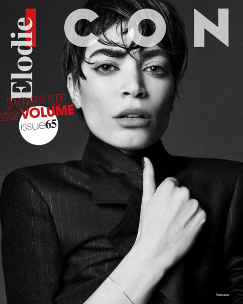 Elodie covers Icon Italia Issue 65 by Giampaolo Sgura