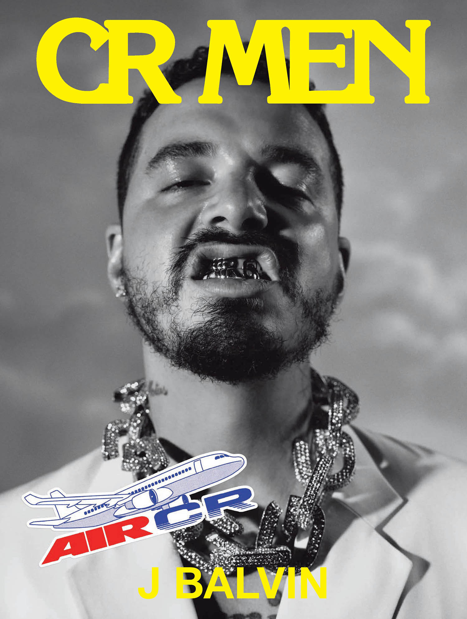 J Balvin covers CR MEN Issue 12 by Quil Lemons