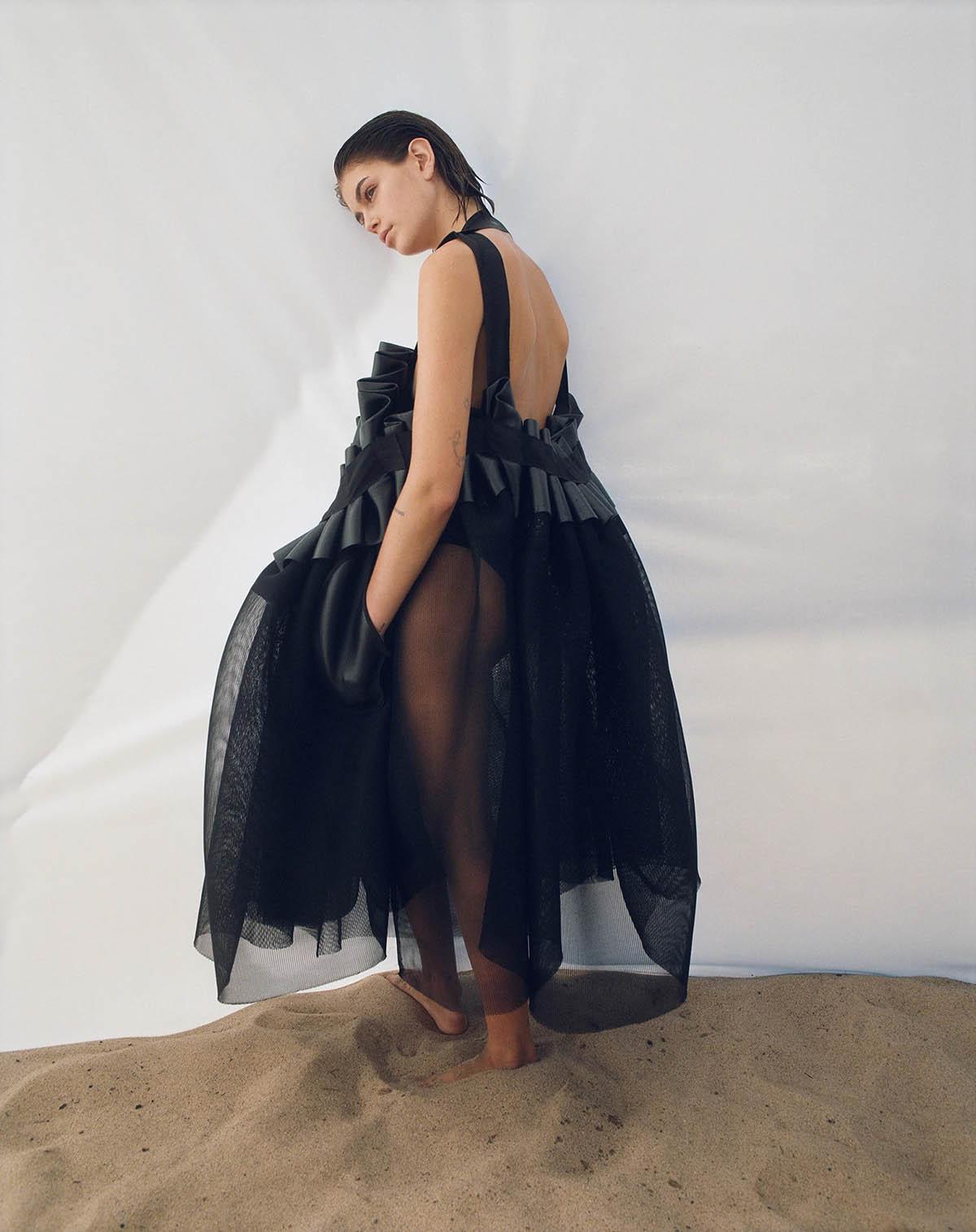Kaia Gerber covers i-D Magazine Issue 362 by Zoë Ghertner