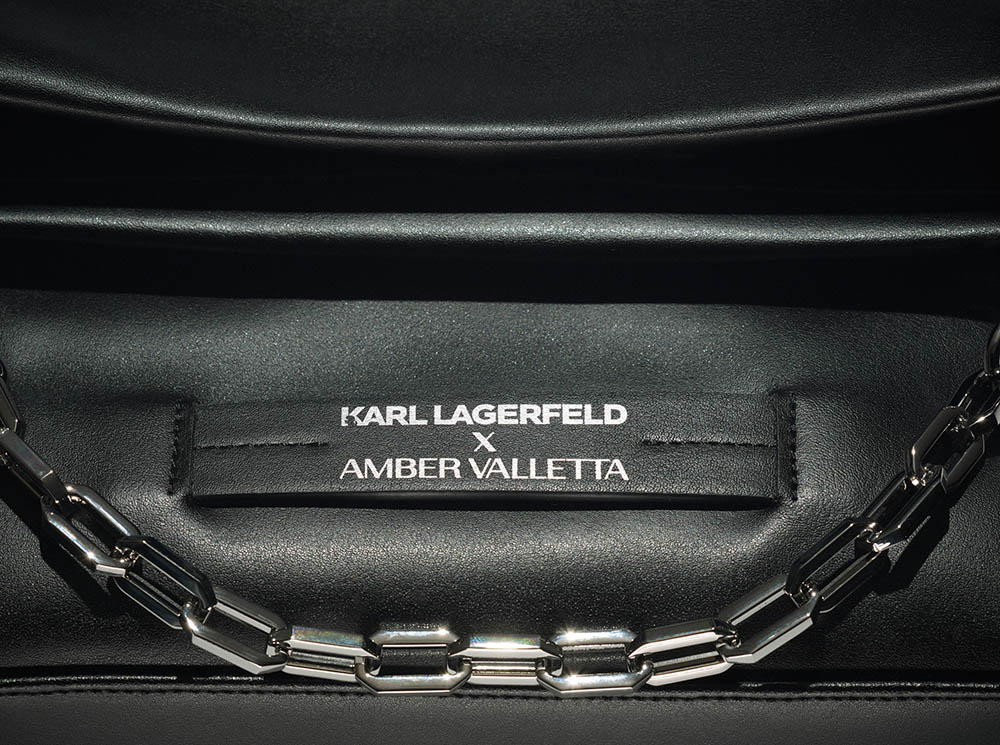 Karl Lagerfeld x Amber Valletta Spring Summer 2021 capsule collection