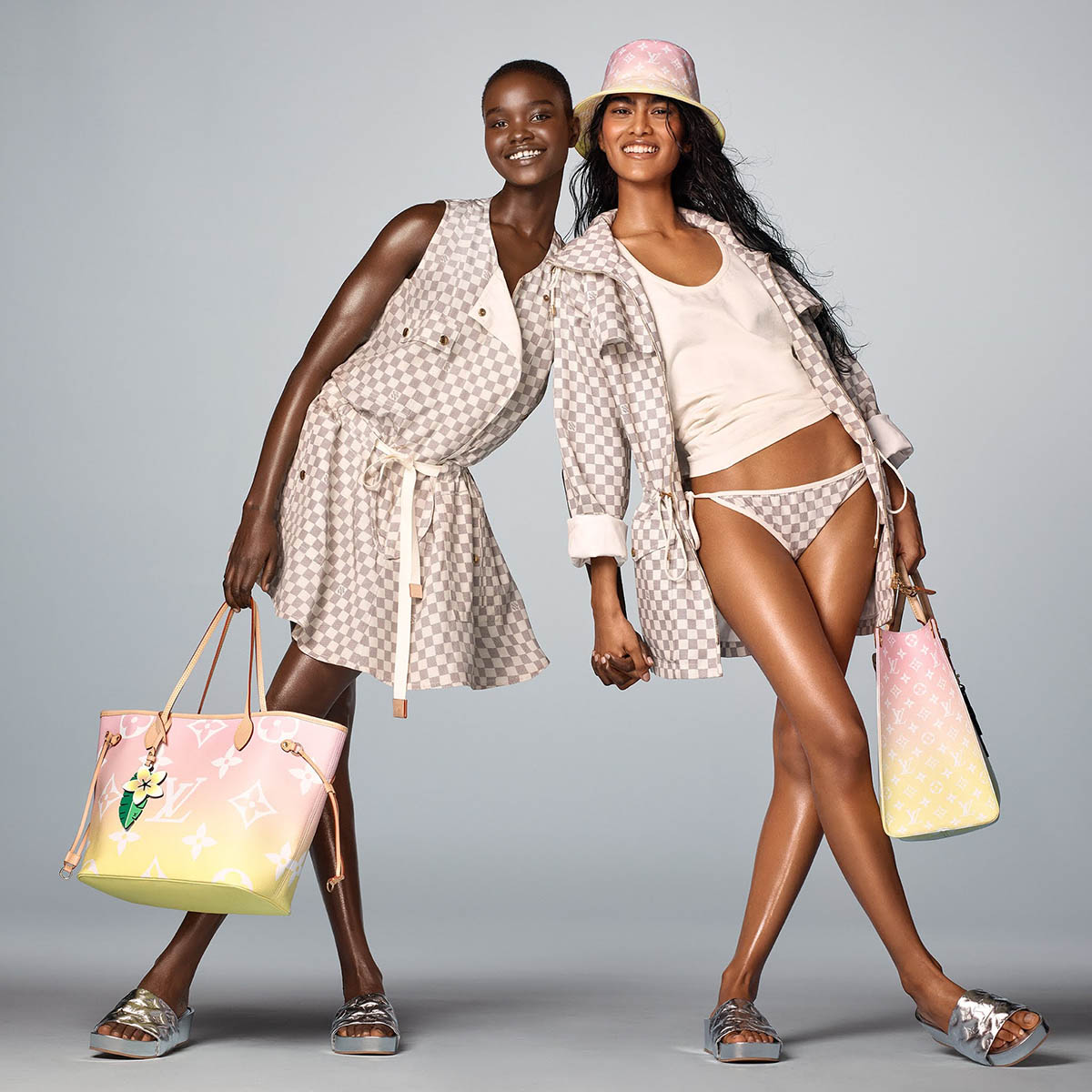 Louis Vuitton Summer 2021 Campaign