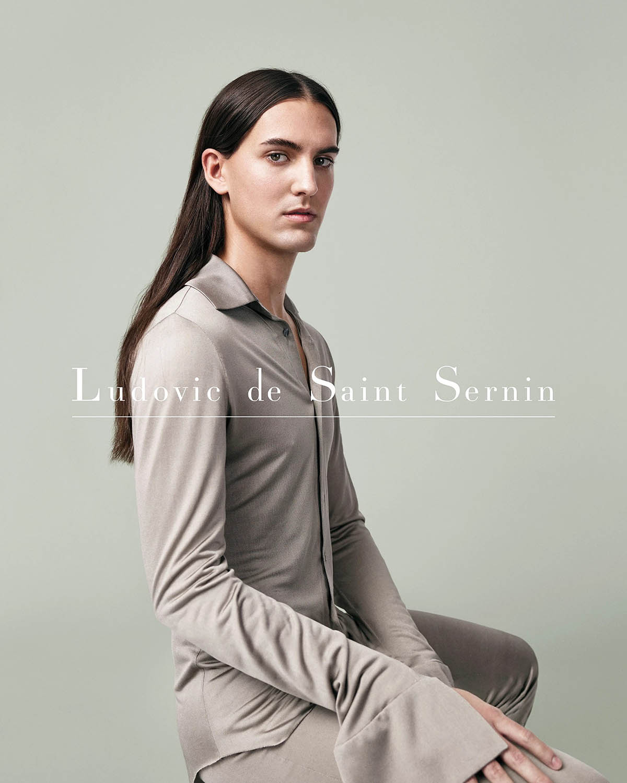 Ludovic de Saint Sernin Spring Summer 2021 Campaign