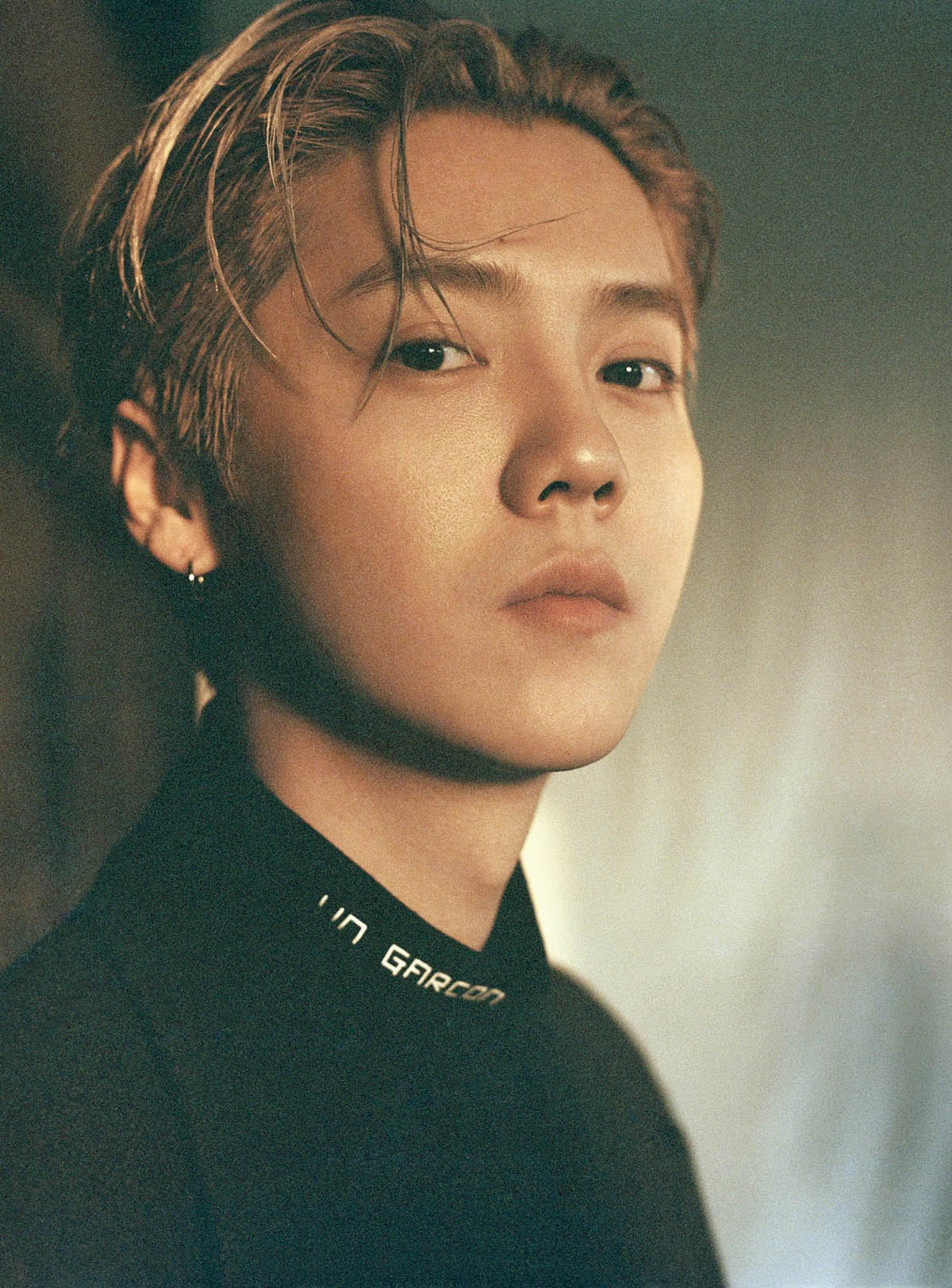 Luhan covers i-D Magazine Issue 362 by Luo Yang