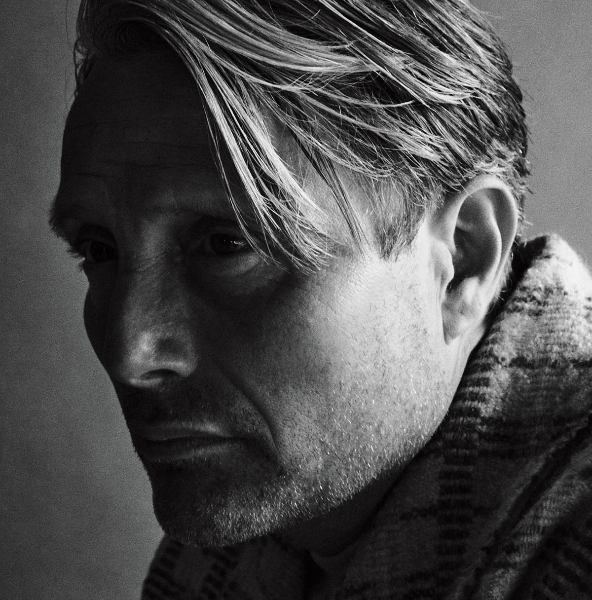 Mads Mikkelsen by Daniel Jackson for WSJ. Magazine Spring 2021 Men's Style