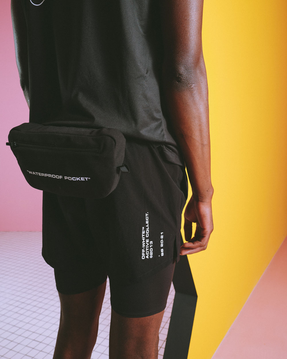 Off-White releases ''Off Active'' Collection Two