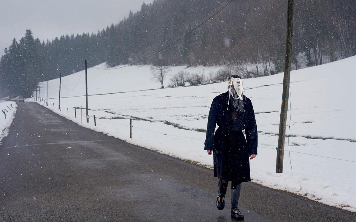 Sami Boccara by Boris Camaca for Esquire Italia April 2021