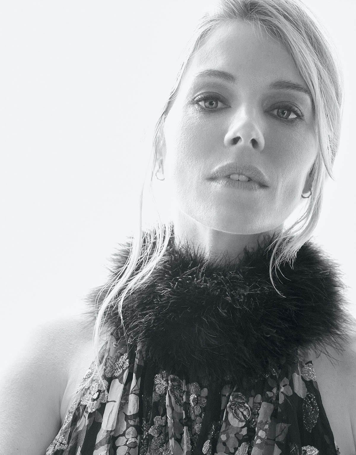 Sienna Miller covers L'Officiel USA Spring 2021 by Tom Munro