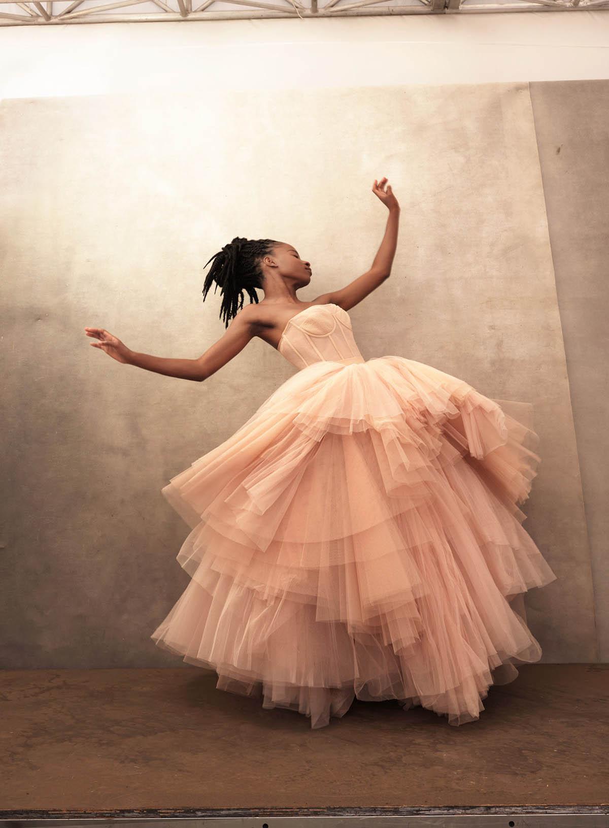 Amanda Gorman covers Vogue US May 2021 by Annie Leibovitz