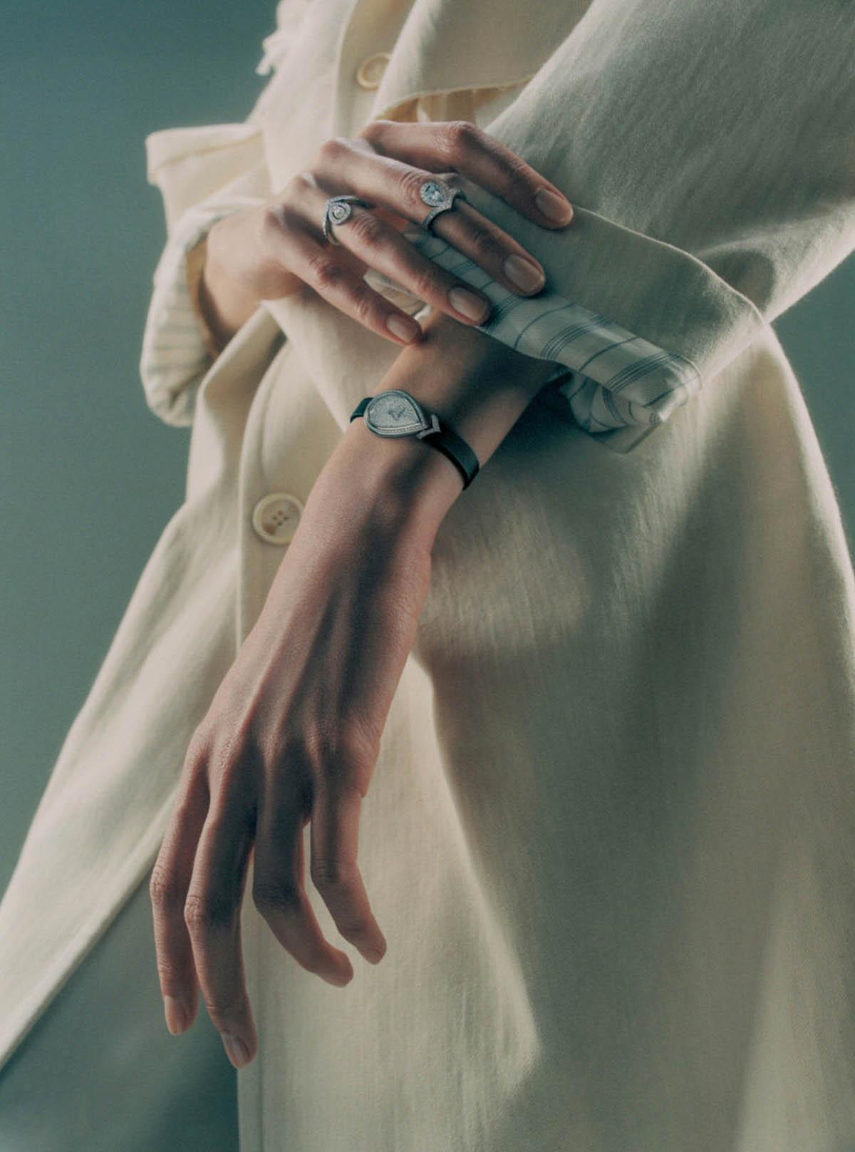 Anastazja Romel by Thomas Cristiani for Vanity Fair France May 2021