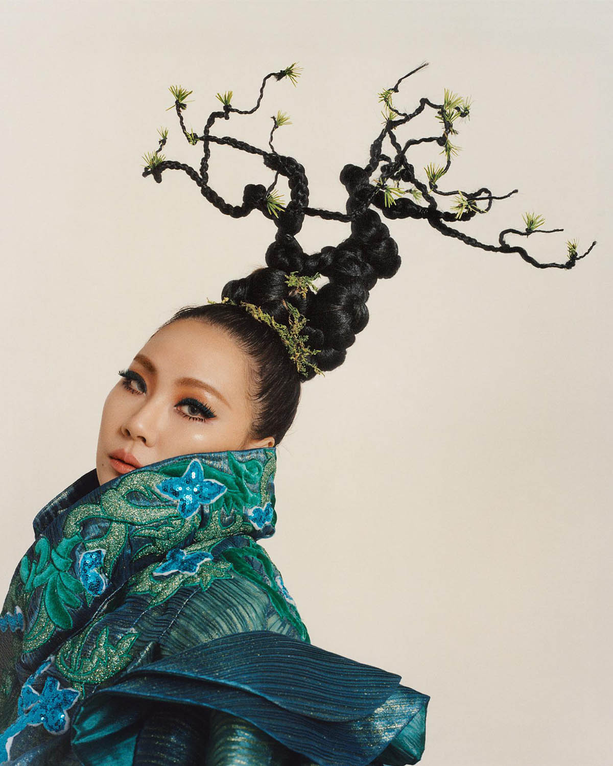 CL covers Allure US May 2021 by Peter Ash Lee