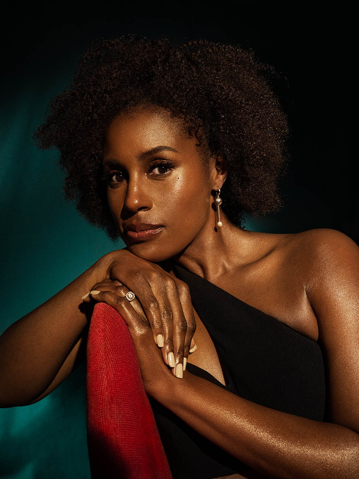 Issa Rae covers Rolling Stone May 2021 by Dana Scruggs