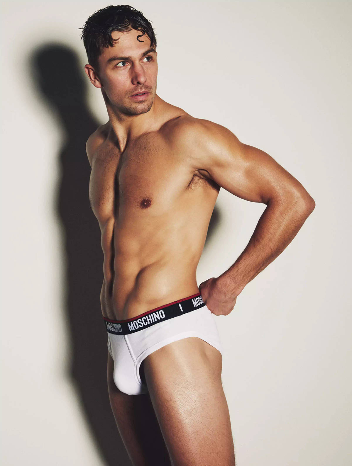 James Yates by Mark Cant for Attitude Magazine May 2021