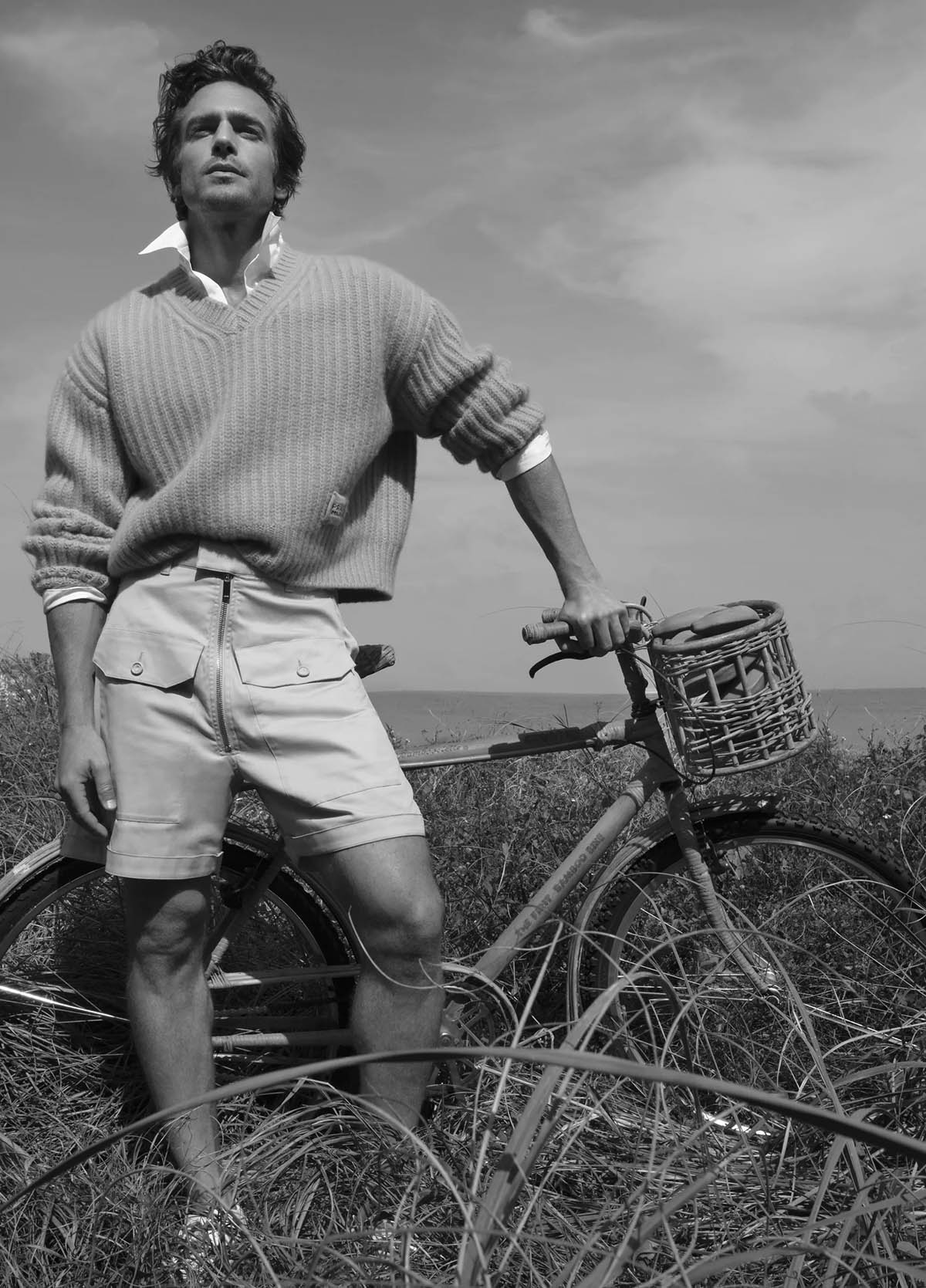 Jason Morgan by Greg Lotus for L'Officiel Hommes Italia Issue 26