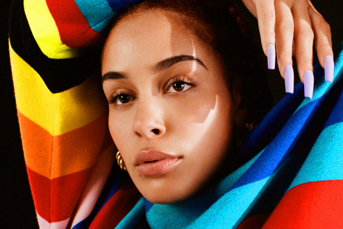 Jorja Smith covers Porter Magazine May 3rd, 2021 by Danika Magdelena