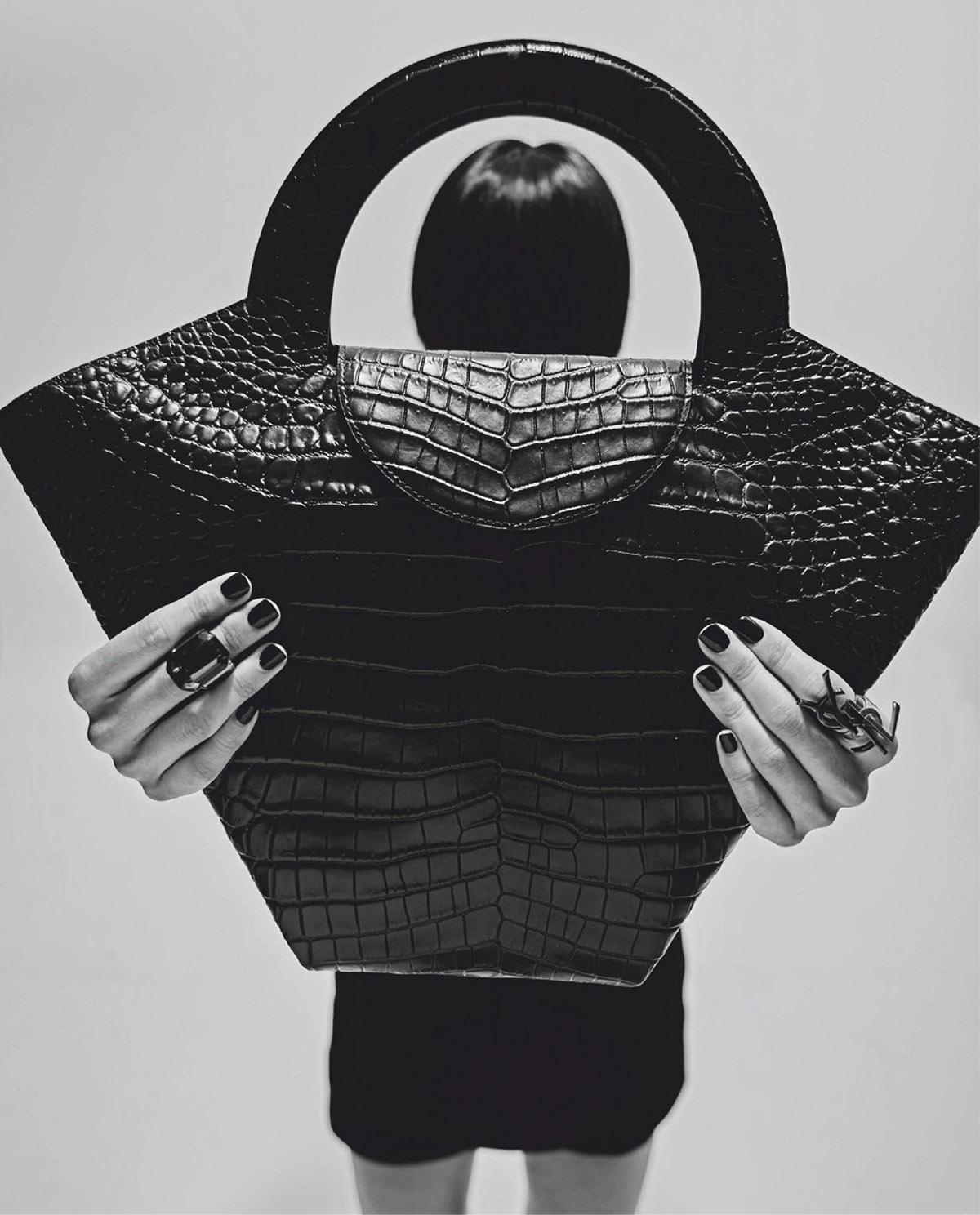Liu Hsin Yu by Hedy Chang for Vogue Taiwan May 2021