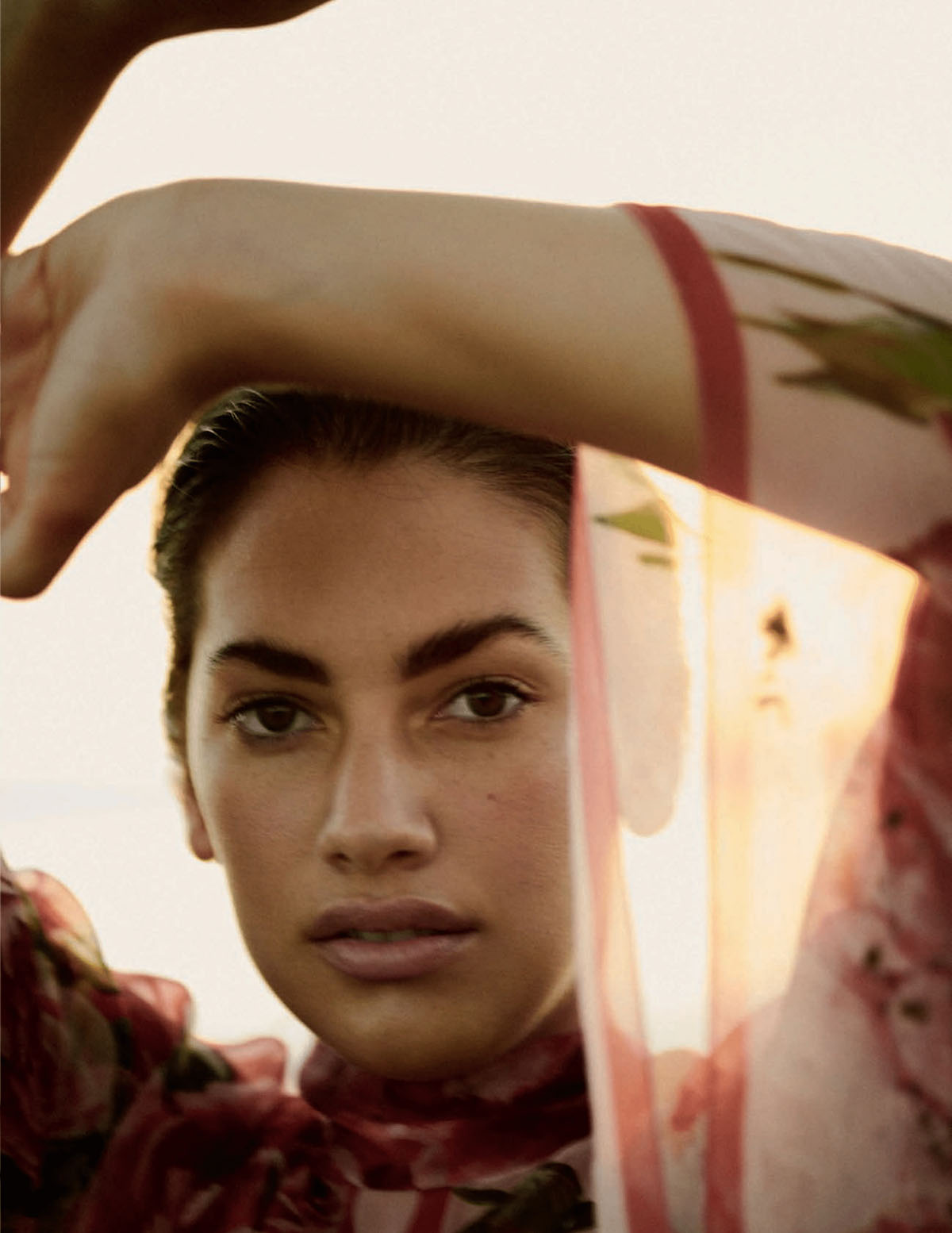 Lorena Durán by Boo George for Vogue Spain May 2021