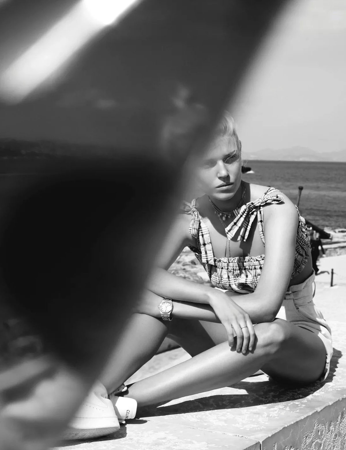 Ola Rudnicka by Sabine Villiard for Madame Figaro May 21st, 2021
