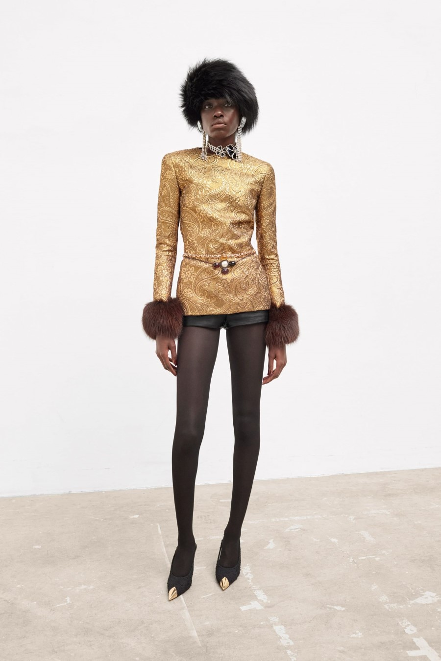 Saint Laurent Fall Winter 2021