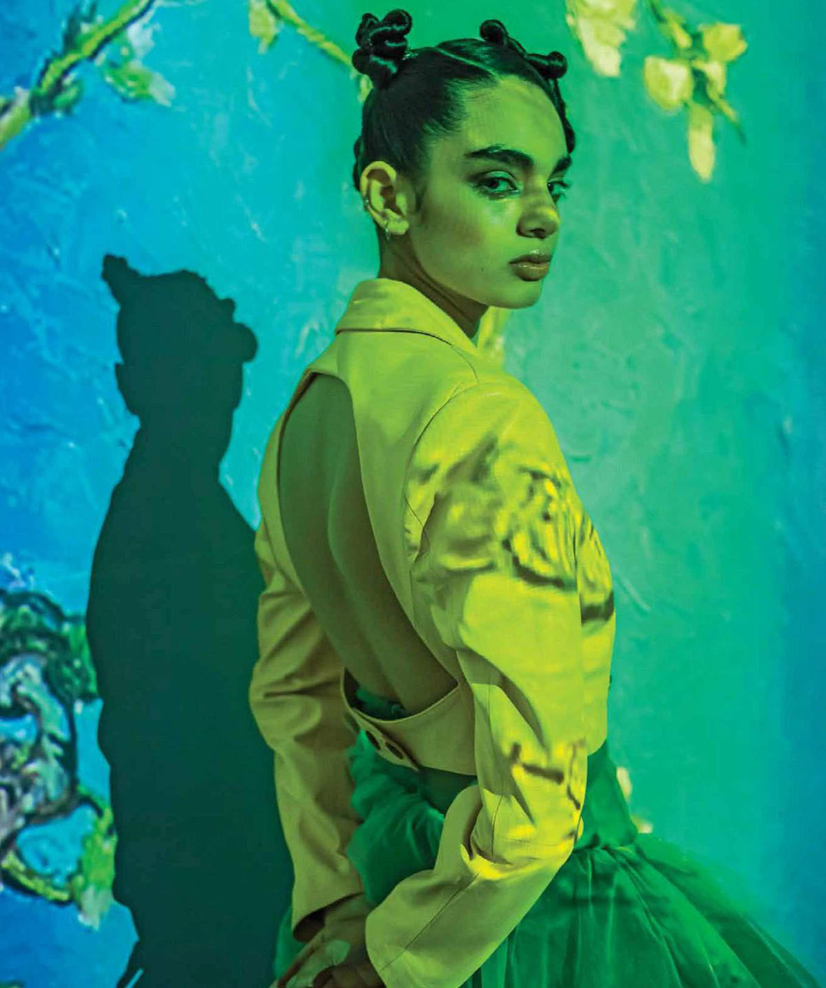 ''The Art Of Being'' by Isabella Murillo for Harper's Bazaar Mexico & Latin America May 2021
