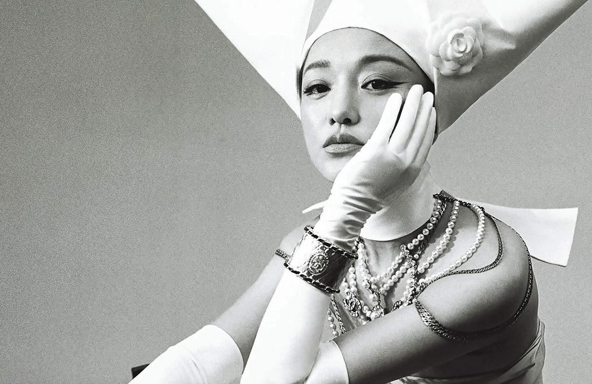 Zhou Xun covers Vogue China May 2021 by Leslie Zhang