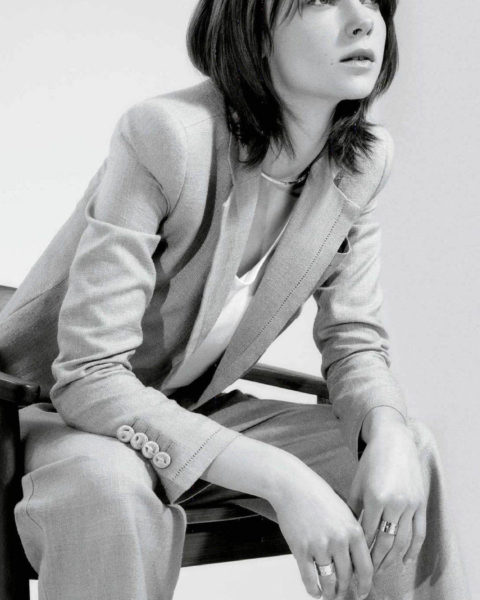 Zita Dobar by Stephanie Pfaender for Elle France May 7th, 2021