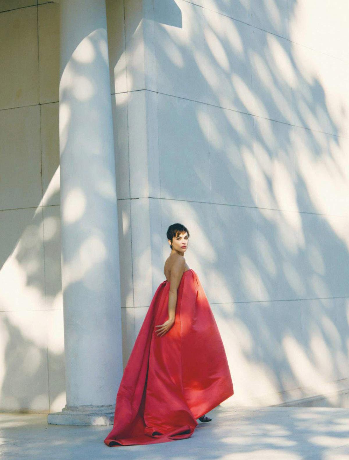 Adriana Ugarte covers InStyle Spain June 2021 by Javier Biosca