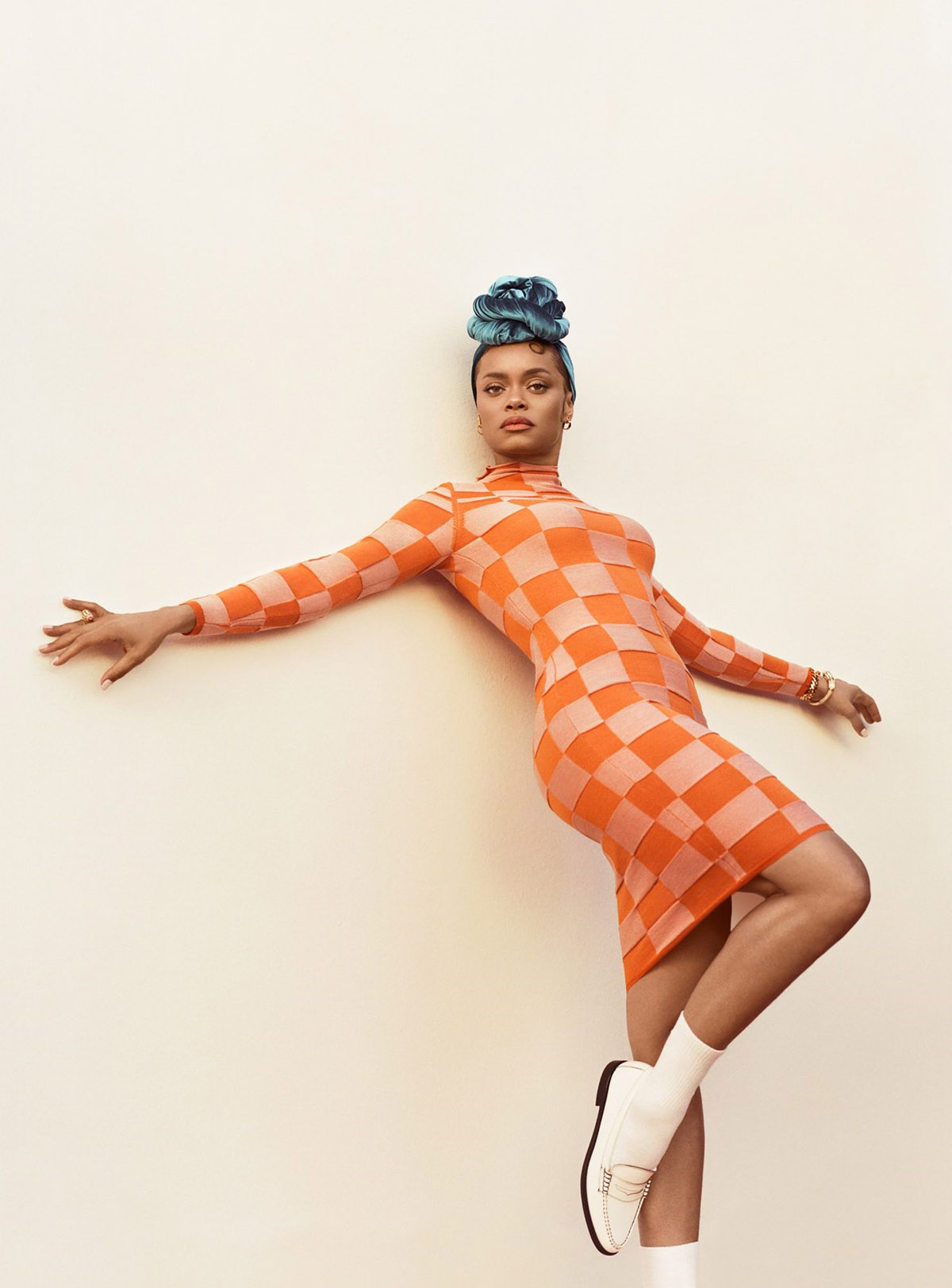 Andra Day covers InStyle US June 2021 by Chrisean Rose