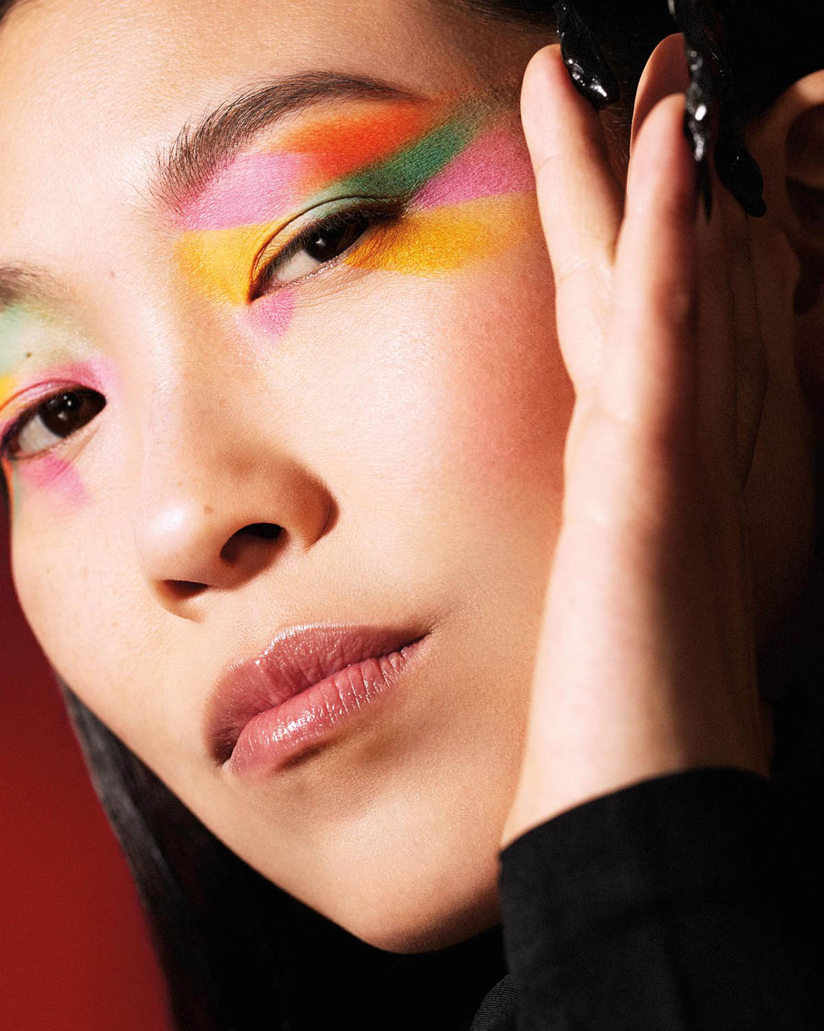Awkwafina covers Allure June July 2021 by Christine Hahn