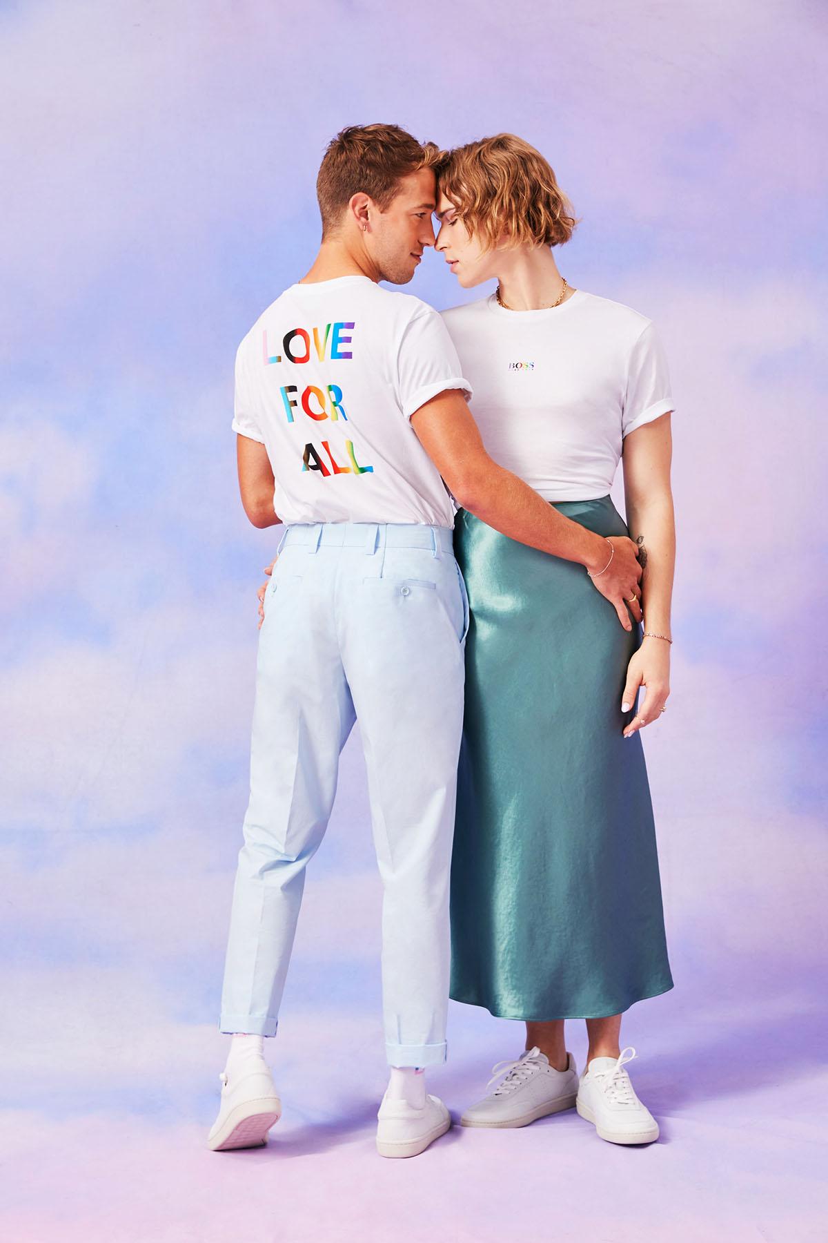 BOSS Pride 2021 Campaign