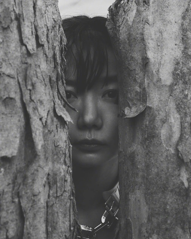 Bae Doona covers Numéro Netherlands Spring Summer 2021 by Hong Janghyun