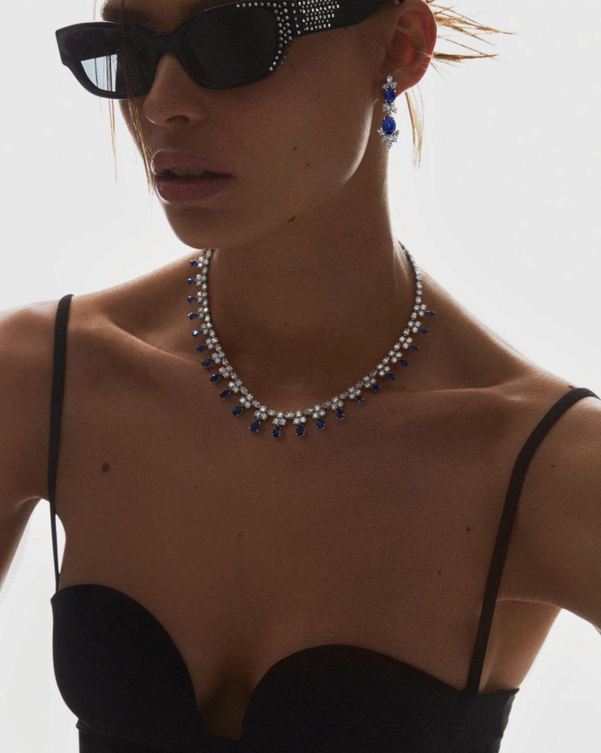 Birgit Kos by Vito Fernicola for Vogue Paris June July 2021