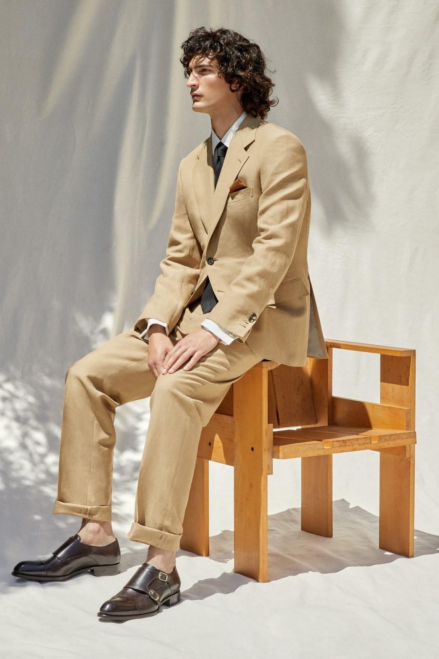 Brioni Spring Summer 2022 - Milan Fashion Week Men's