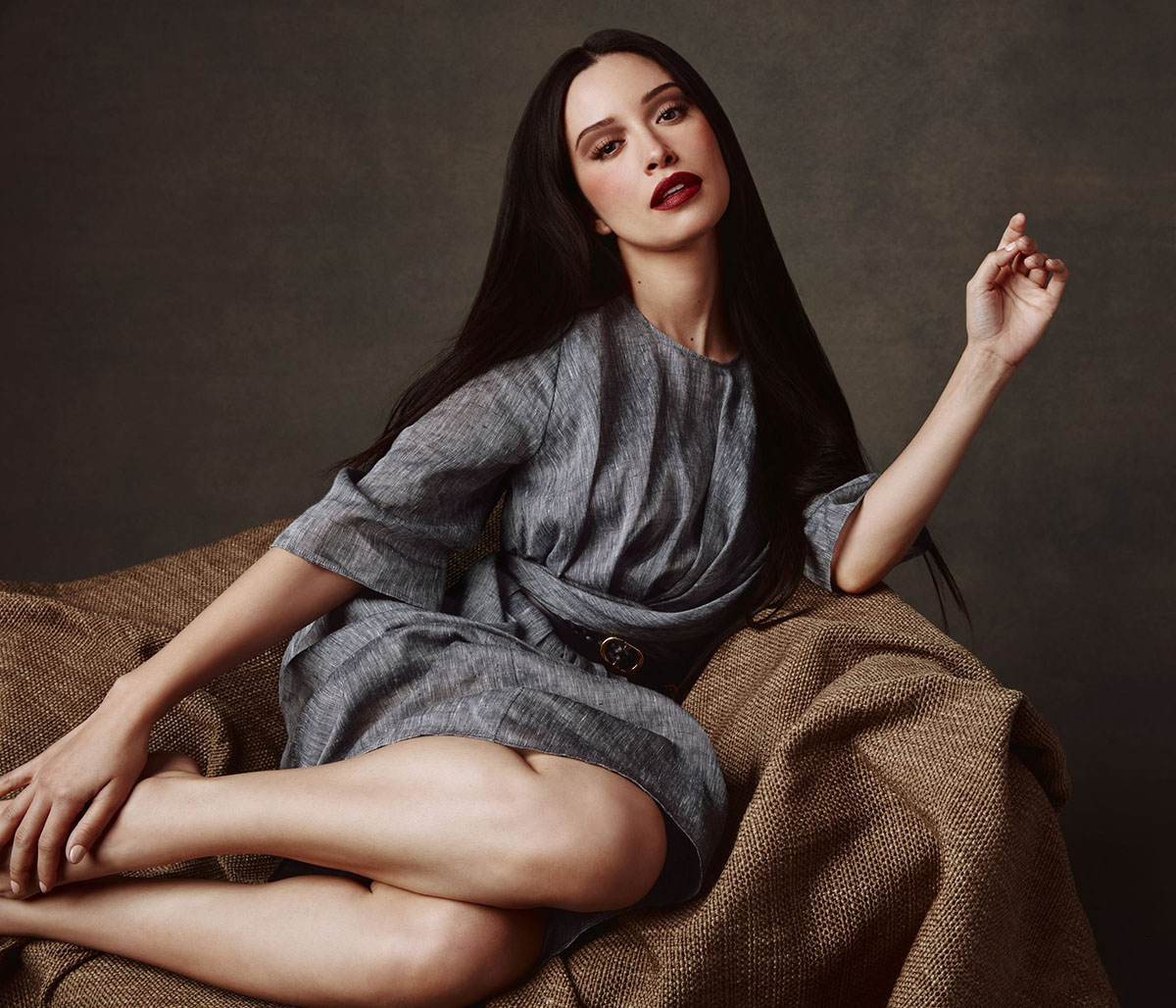 Christian Serratos covers Elle US May 2021 Digital Edition by AB + DM