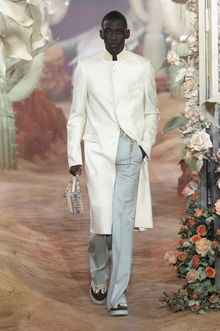 Dior Men Spring Summer 2022 - Paris Fashion Week Men's
