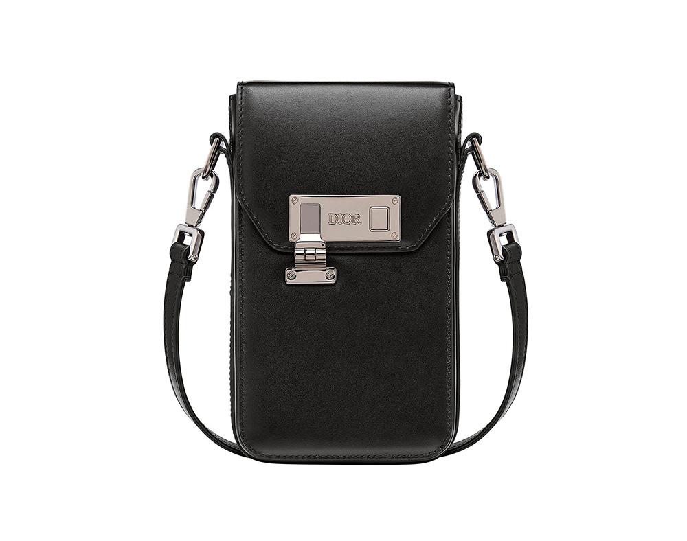 Dior Men presents the Dior Lock bagDior Men presents the Dior Lock bag