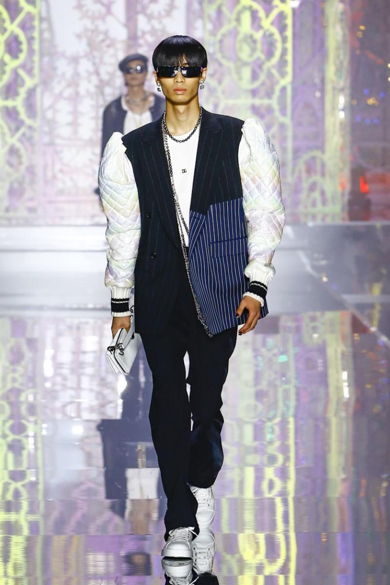 Dolce & Gabbana Spring Summer 2022 - Milan Fashion Week Men's
